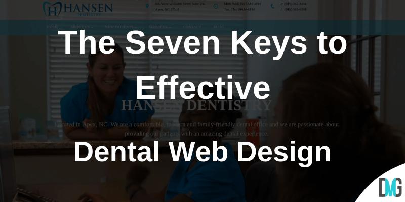 Dental Web Design - Expert website Design For Dentists