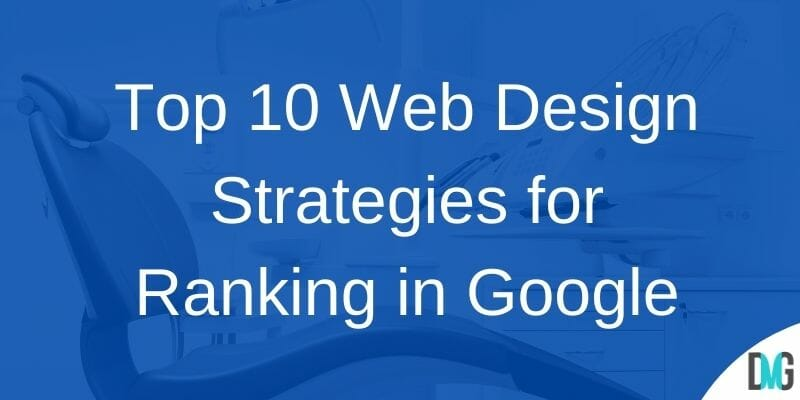 Web Design Strategies that Rank - Call to Action